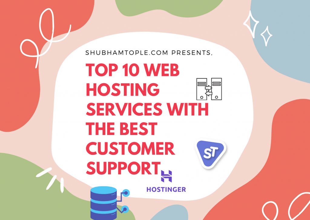 Web hosting Services With the Best Customer Support