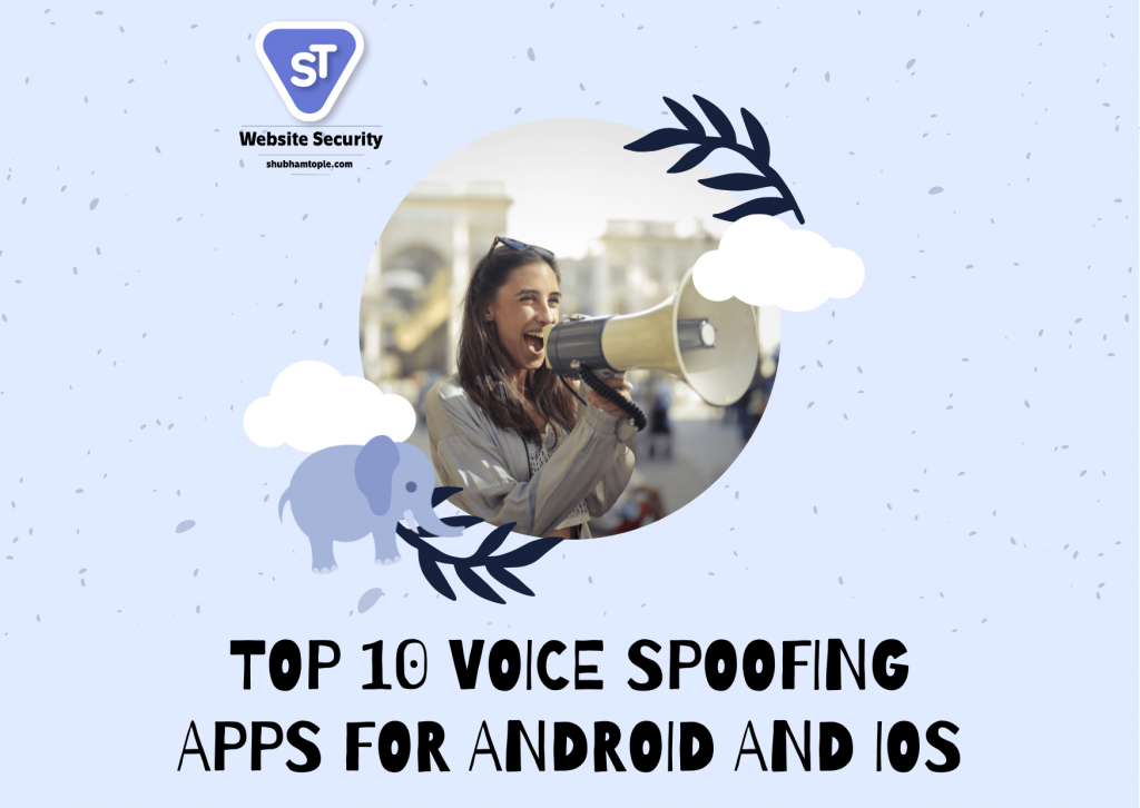 Voice Spoofing Apps for Android And iOS