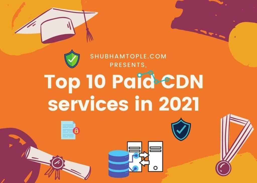 paid CDN services