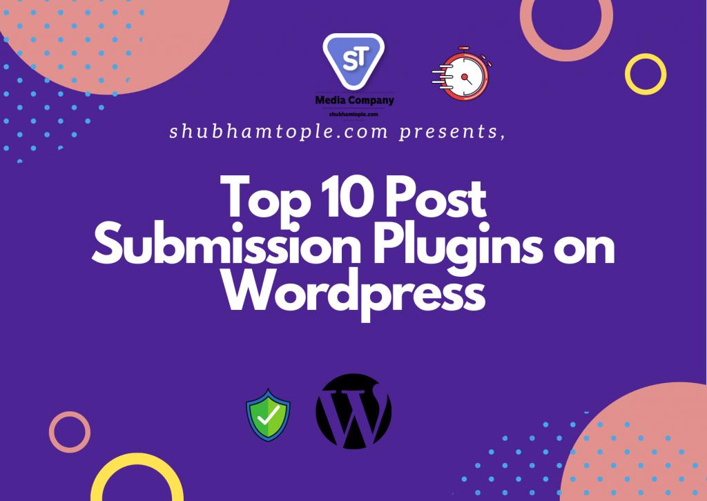 Submission Plugins on WordPress