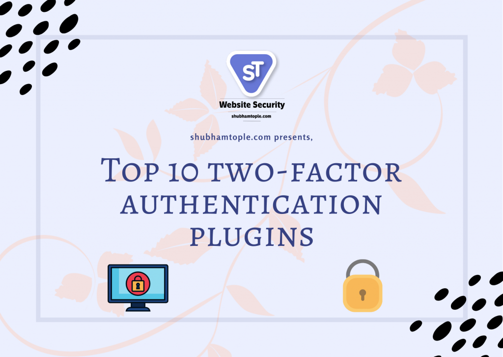 two-factor authentication plugins