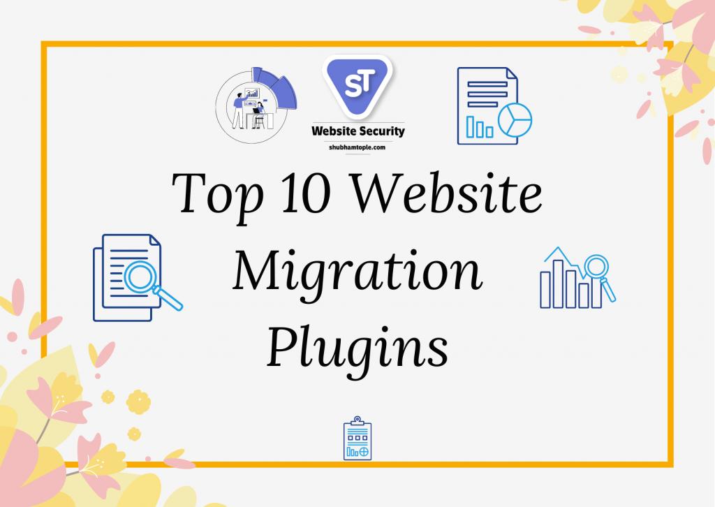Website Migration Plugins