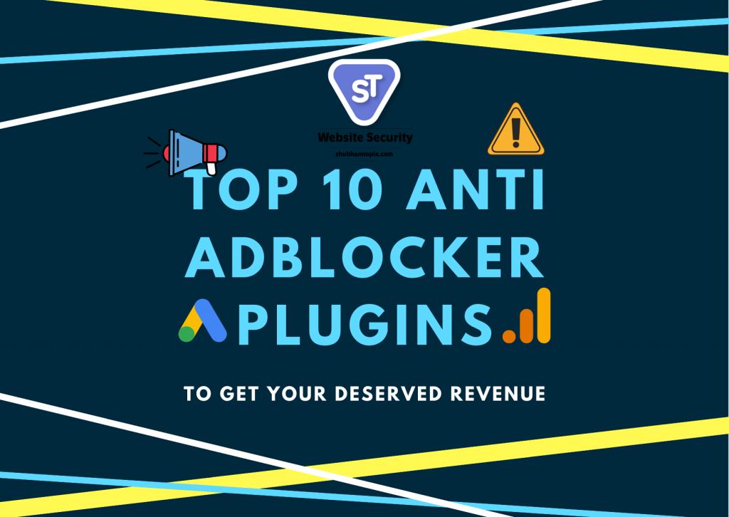 anti adblocker plugins
